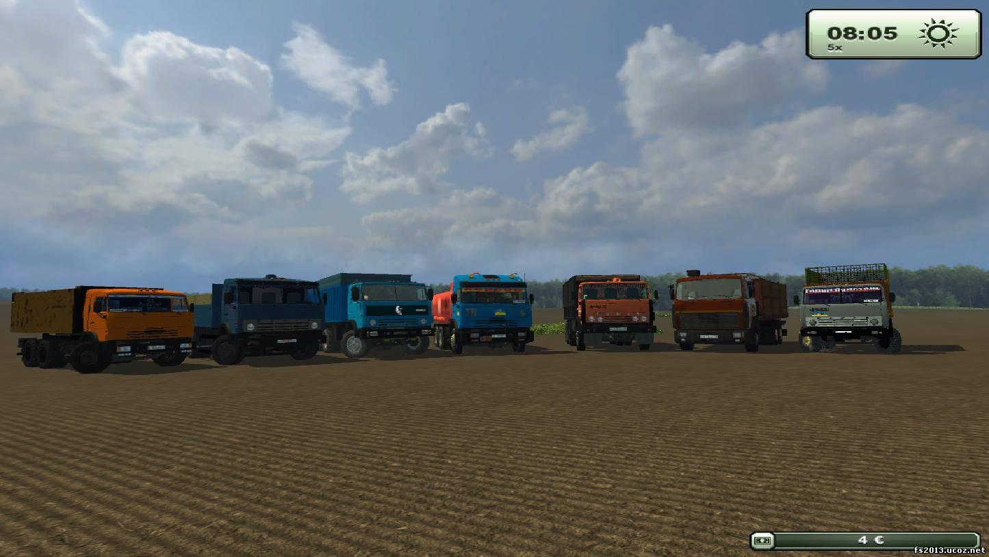 Игры фермер симулятор 13 скачать