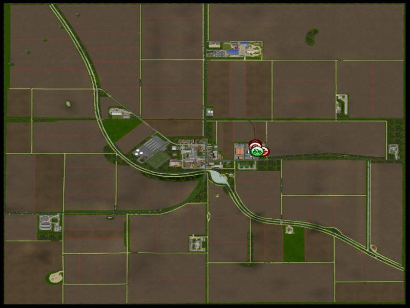карты для farming simulator 2013 капитовка