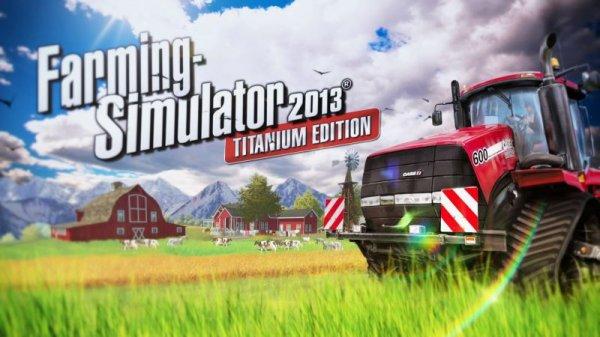 скачать фермер симулятор 2013 титаниум эдишн фермер симулятор 2013 - фото 8