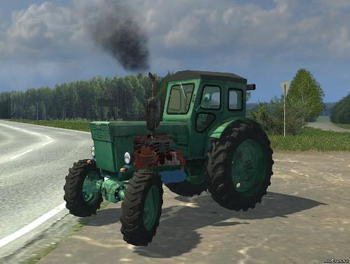 Трактора, T 40AM v 1.0
